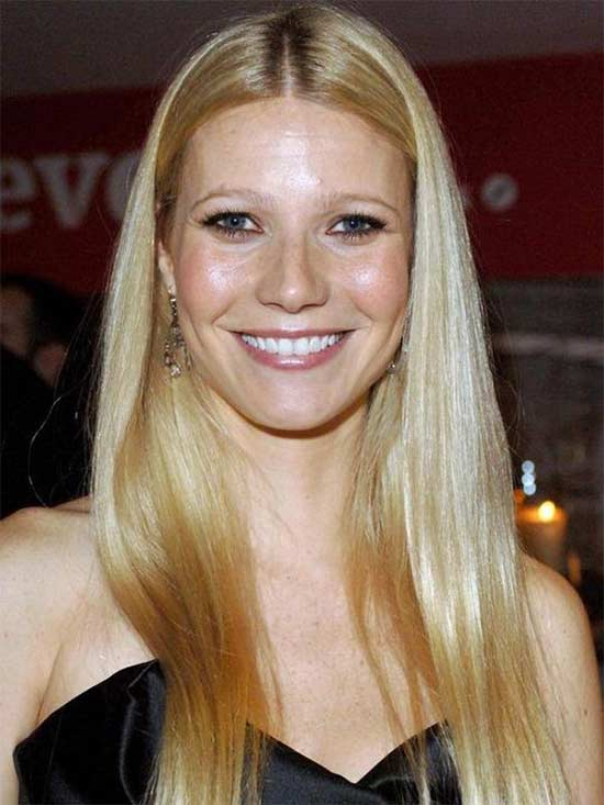 Gwyneth-Paltrow-Long-Blonde-Straight-Fine-Hair-With-Middle-Part