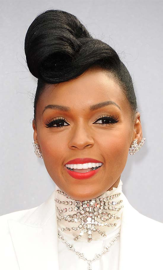 Top Trendy Updo Hairstyle Black Women Look Great