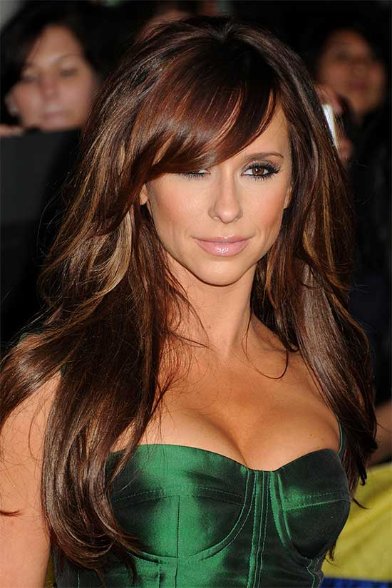 Jennifer Love Hewitt Long shang Haircuts