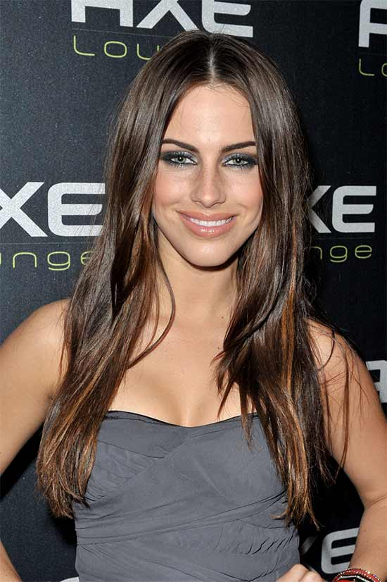 Jessica Lowndes Blonde Brown Hair