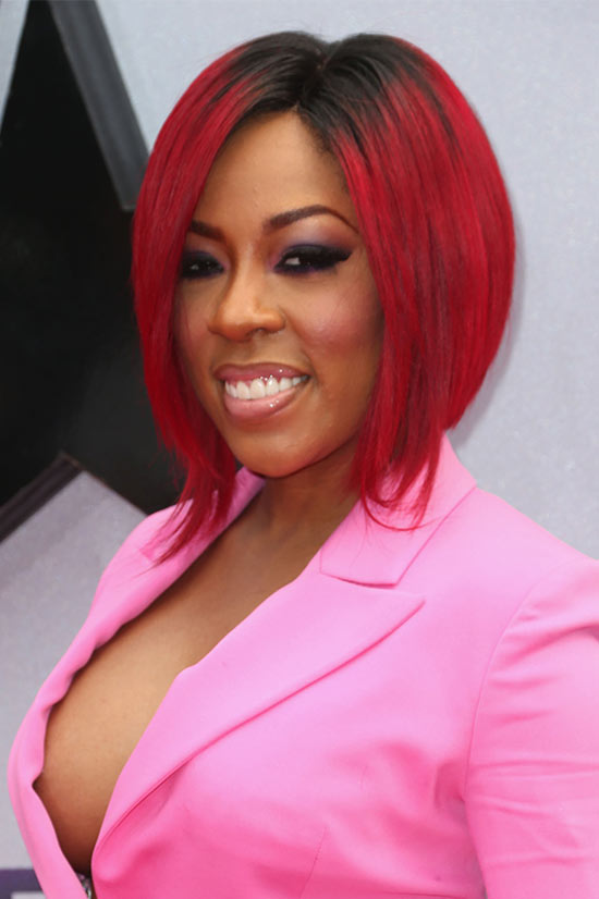 K.Michelle Bob Haircut for Black Women