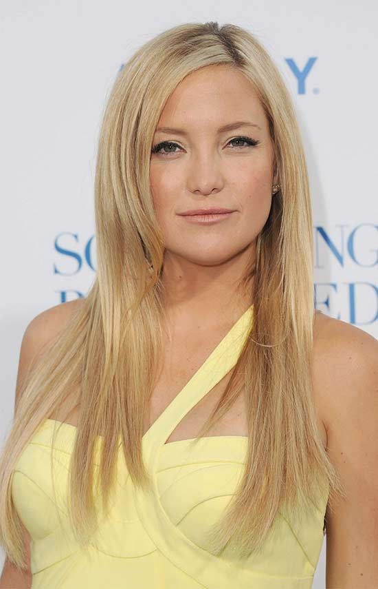 Kate Hudson Long Straight