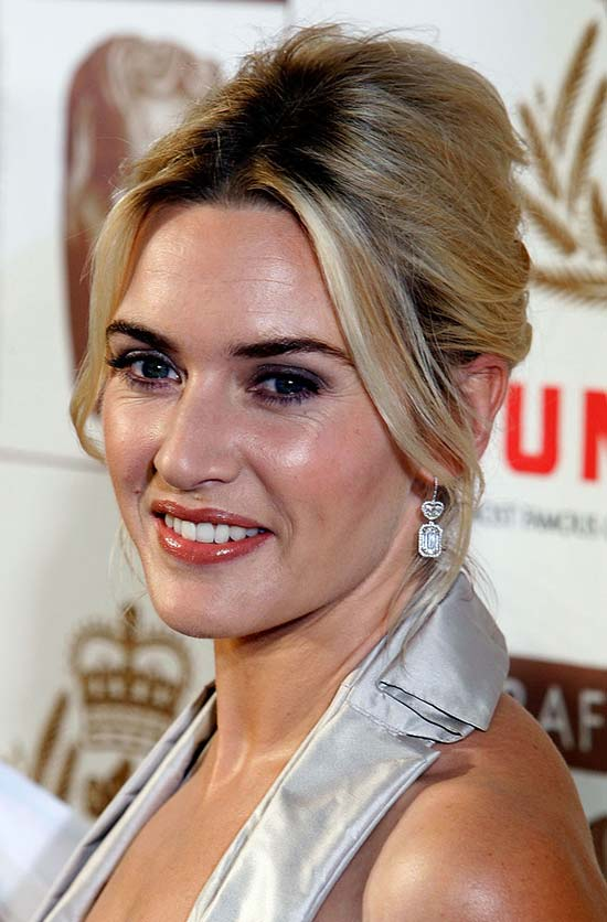 Kate Winslet French Twist