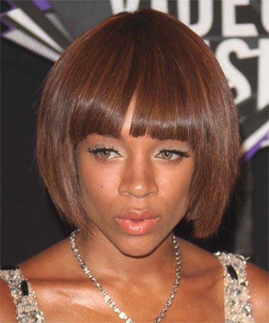 Lil-Mama Haircut for Black Women