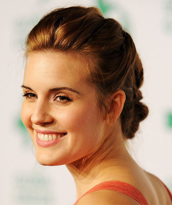 Maggie Grace Updos For Medium Hair