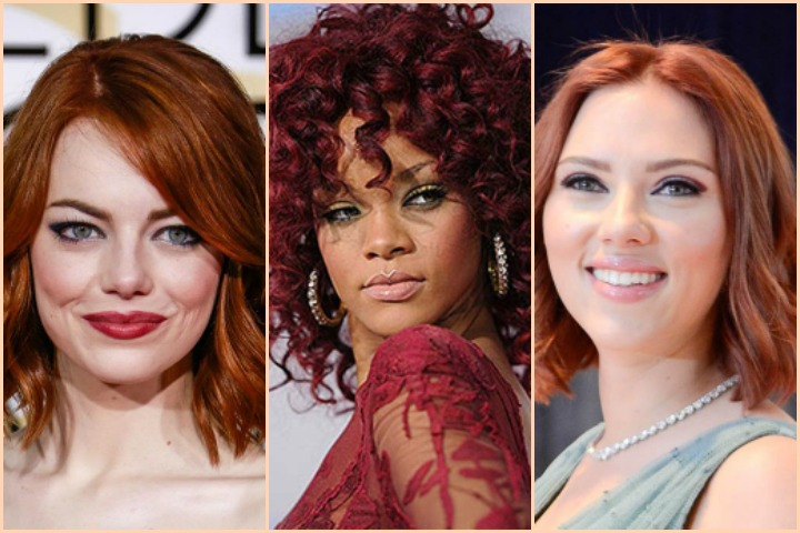29 Best Hairstyles For Medium Red Hair