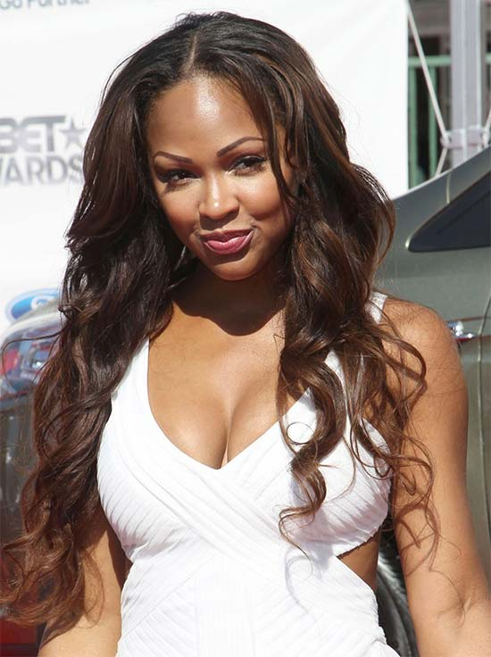 Megan Good Long Hairstyles For Black Women