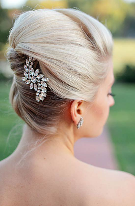 Mellisa Geyer Wedding Hair styles