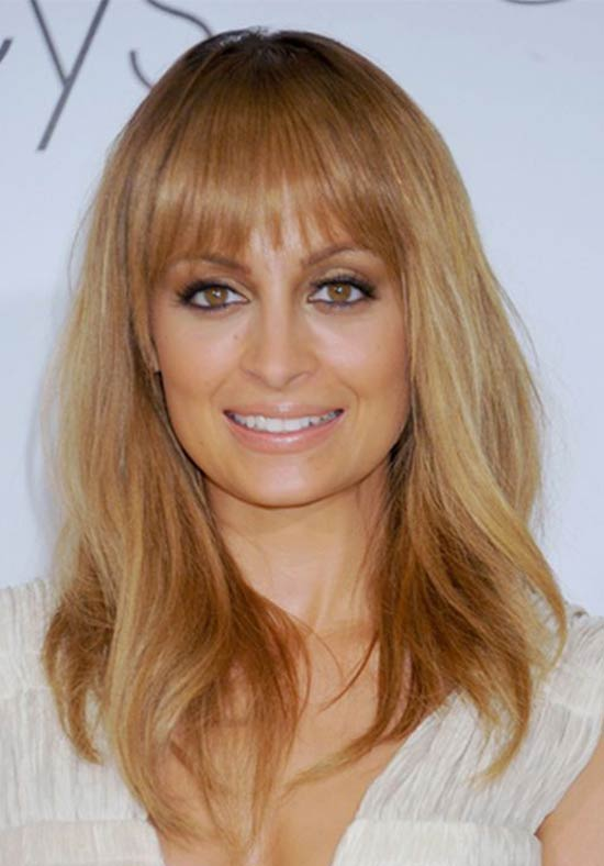 long haircuts for thin hair 25 mind blowing hairstyles for hair 1090 | Nicole Richie Long Straight Hairstyle for Fine Hair