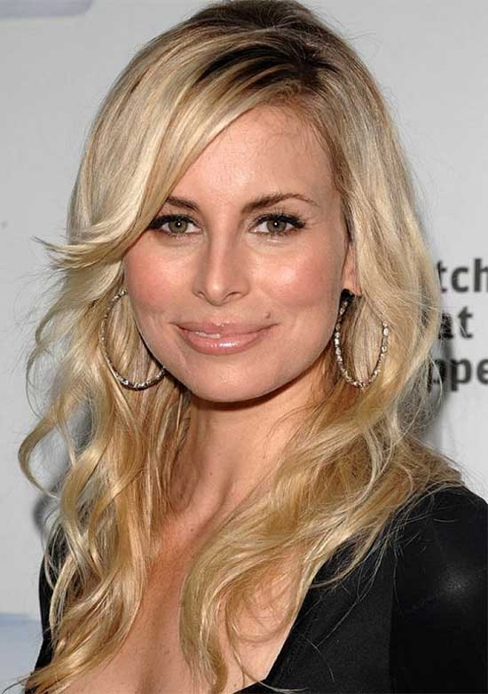 Niki Taylor Cute Hairstyles For Long Wavy Thin Hair