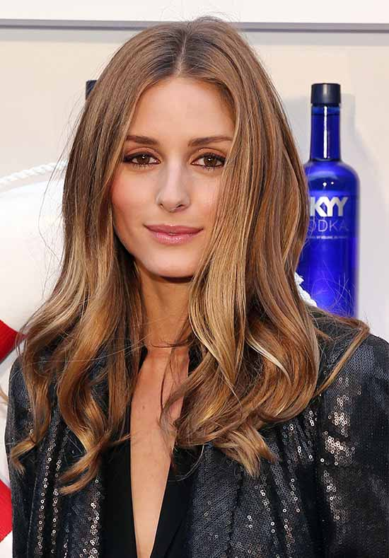 Olivia Palermo Blonde Hairstyle