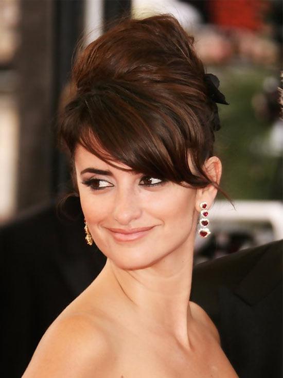 Strange 23 Most Beautiful French Twist Updo Hairstyles Short Hairstyles Gunalazisus