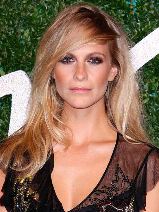 Poppy Delevingne Fine Hair