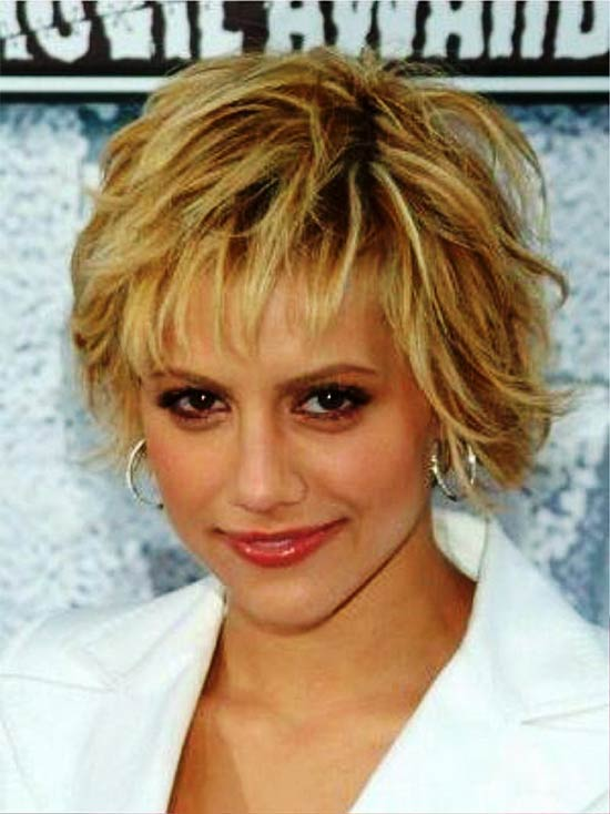 Emma samms Short Shaggy Hairstyles