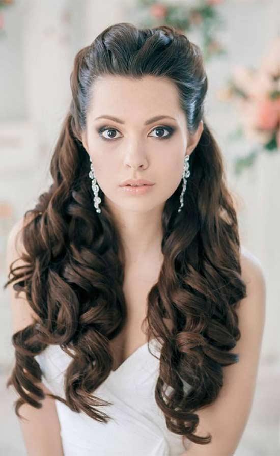 Sara Knutsson Wedding Hair styles