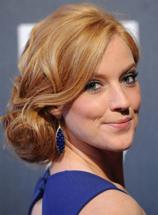 Sarah-Jane Mee Long Hair style