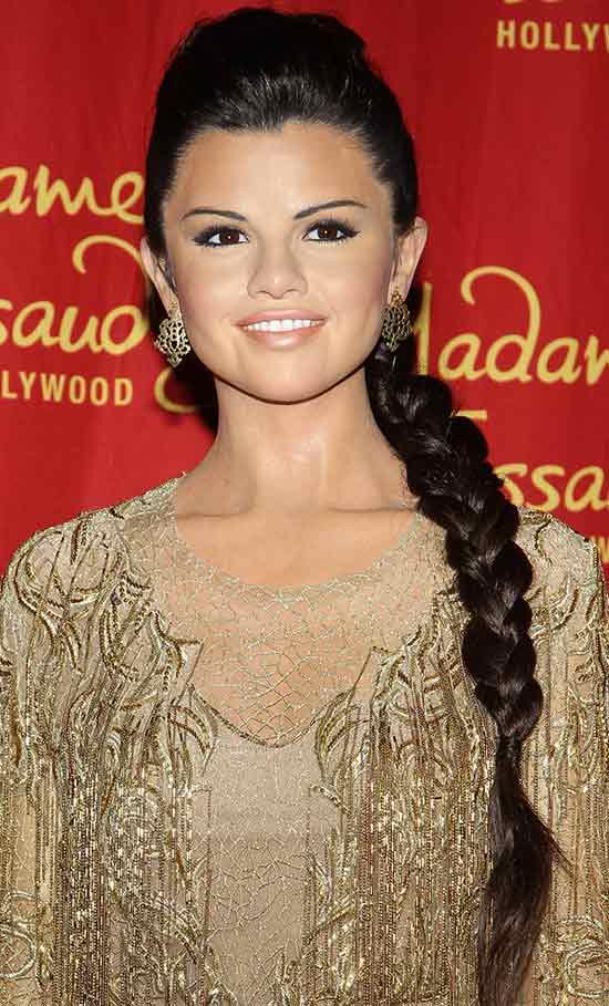 Selena Gomez Long Hairstyles
