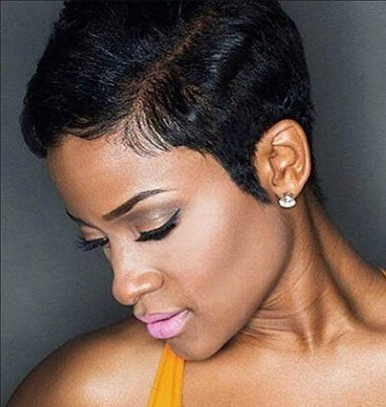 Tyra Banks Pixie Haircut