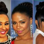 Top 15 Trendy Updo Hairstyle for Black Women That Look Great