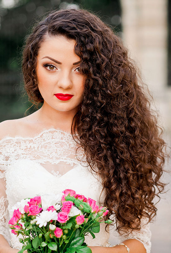 braid hairstyles for curly long hair