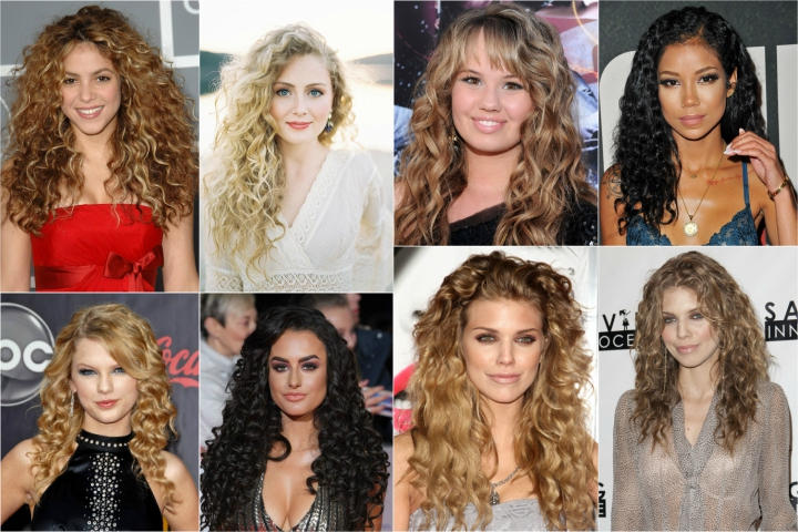 24 Amazing Hairstyles for Long Curly Hair