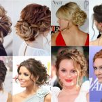 22 Most Beautiful Messy Updos For Long Hair