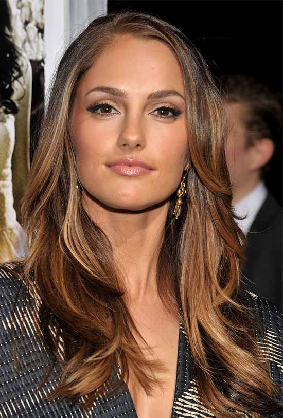 minka kell Long Layered Haircuts For Fine Hair