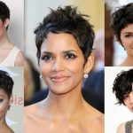 15 Charming Pixie Cut For Curly Hair for Women