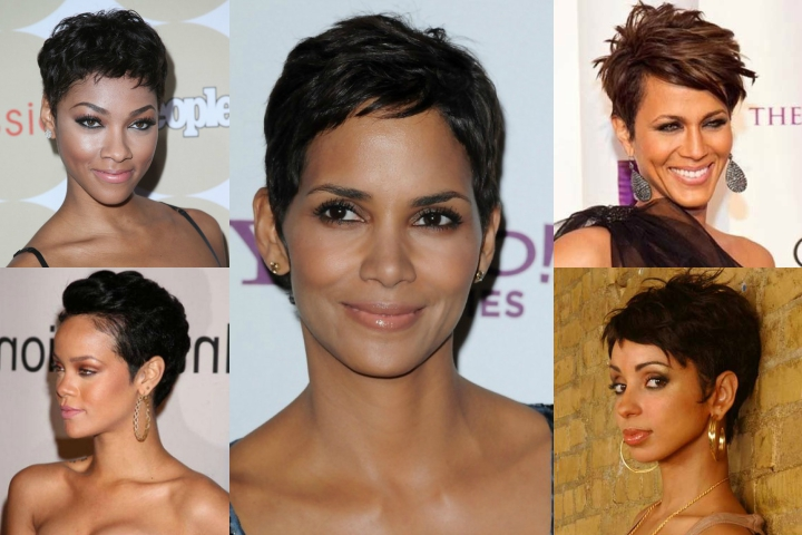 15 Amazing Pixie Haircuts for Black Women