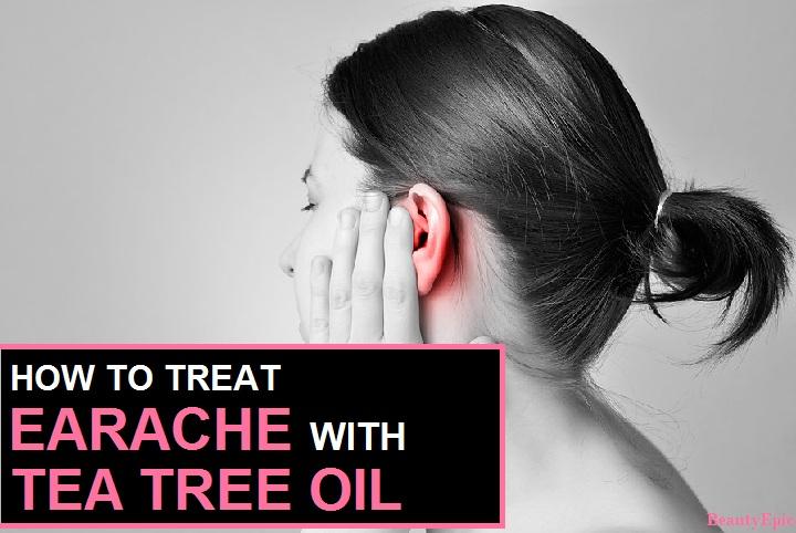 How to Treat Earache With Tea Tree Oil?