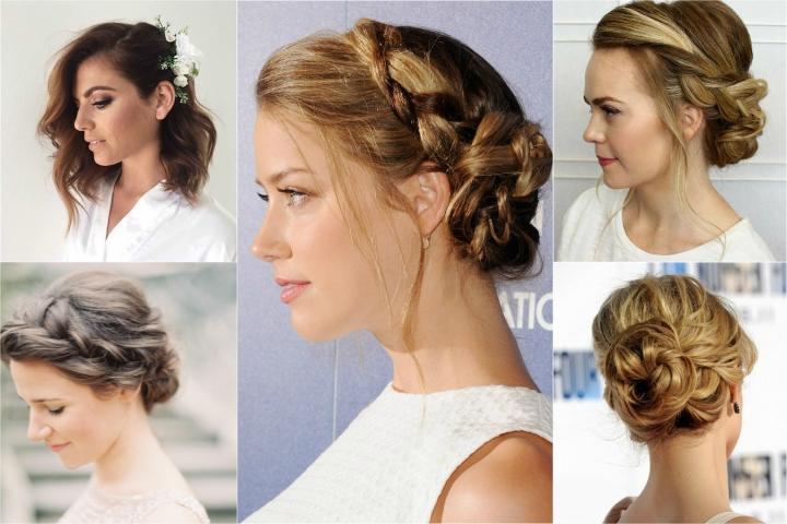 29 Most Beautiful Wedding Hairstyles For Medium Hair