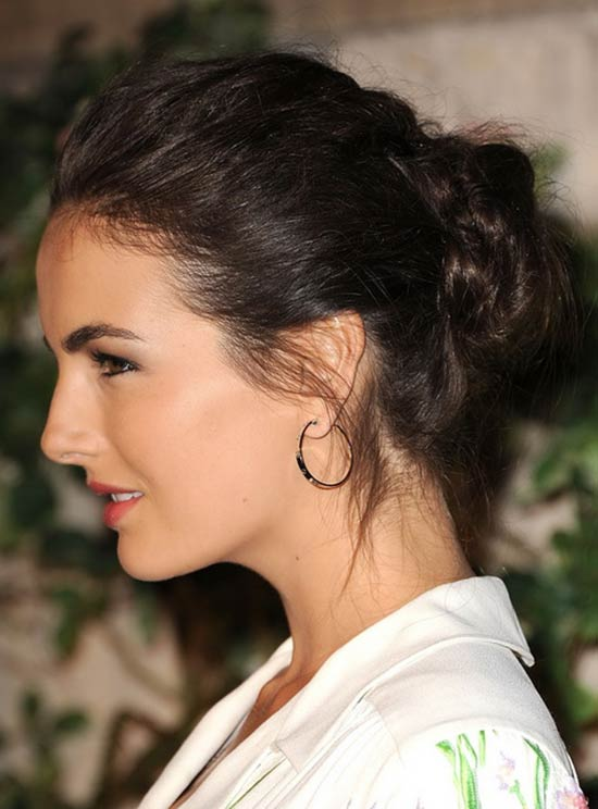 30 Gorgeous Updos For Short Hair Ideas You Must Try
