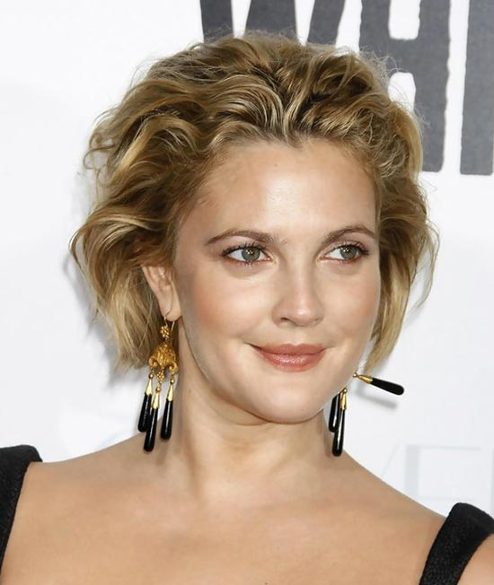 Drew-Barrymore-short-hair