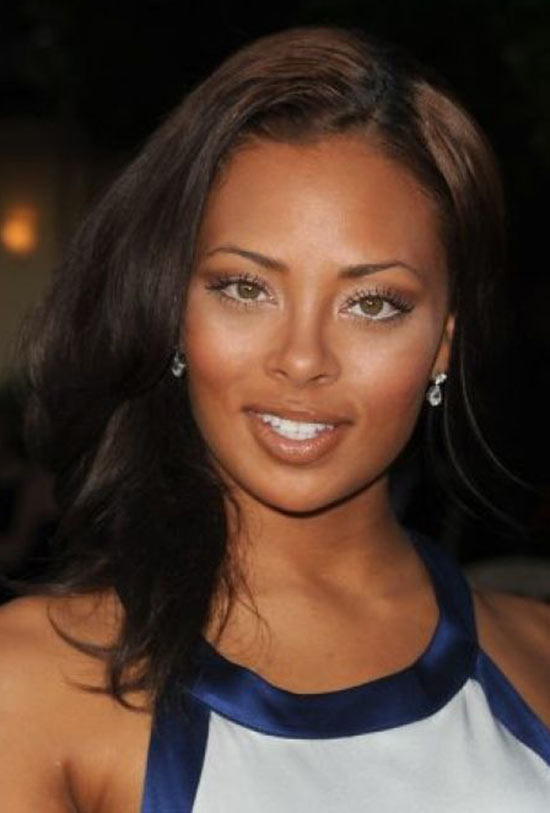 Eva marcille medium hairstyle