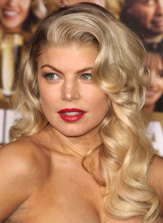 Top 18 Fergie Hairstyles Amp Haircuts That Will Inspire You