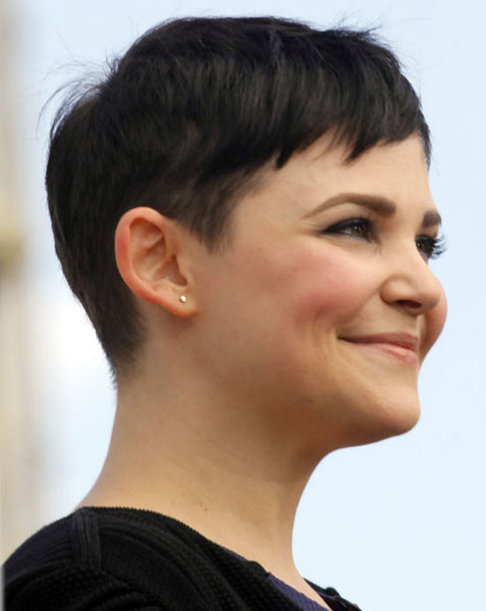 Ginnifer Goodwin thin hair