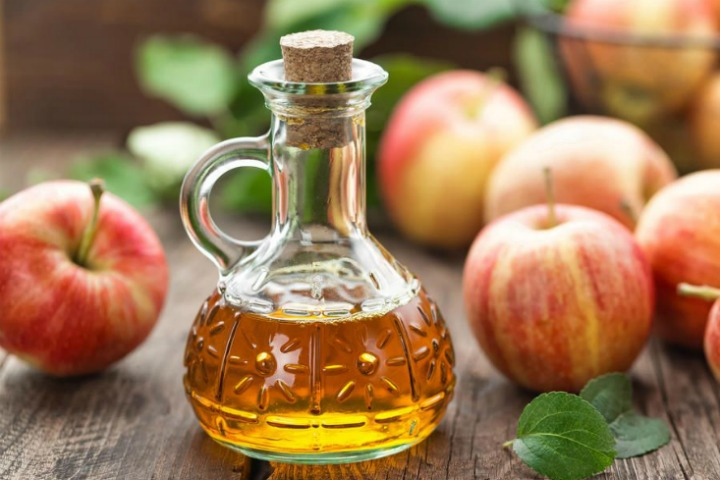 Cure Toe Nail Fungus With Apple Cider Vinegar