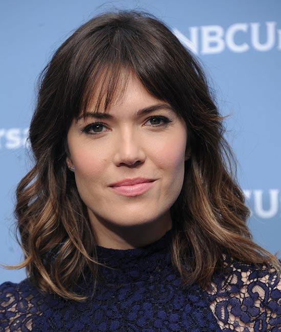 Mandy Moore Elegant Waves