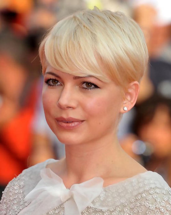 Michelle-Williams's-short-hair