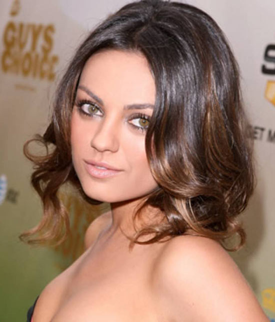 Mila-Kunis Faux Bob Hair Cut