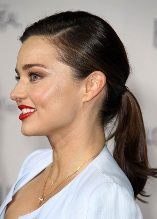 Top 30 Amazing Miranda Kerr S Hairstyles Amp Haircuts That