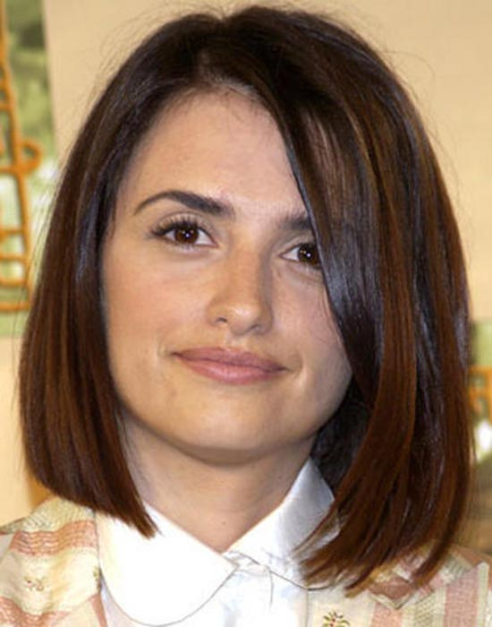 Penelope Cruz short hairstyle