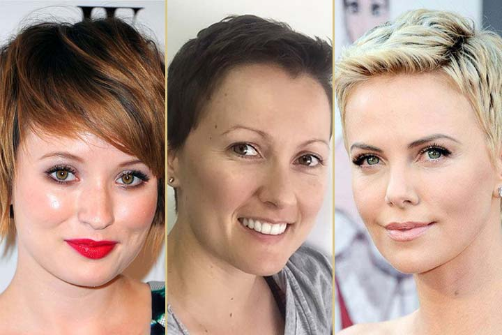 20 Most Delightful Pixie Cut for Round Face Ideas !