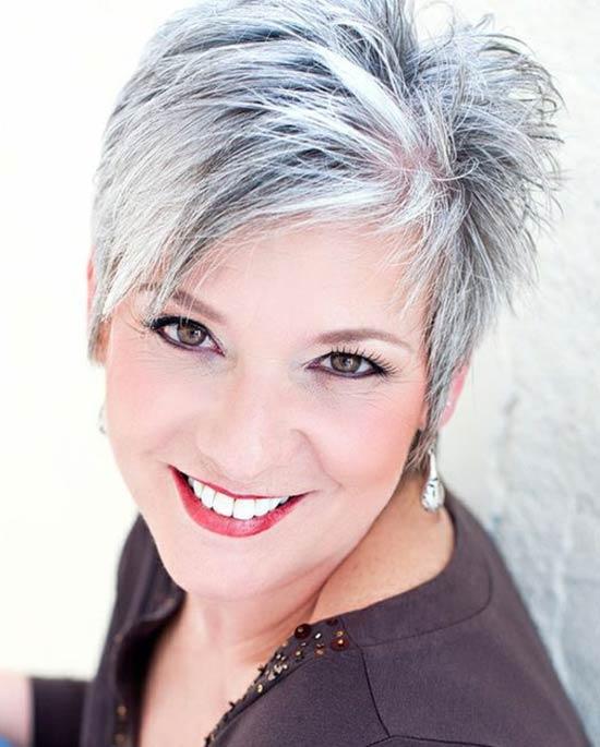 Randee HellerShort-Edgy Hairstyle