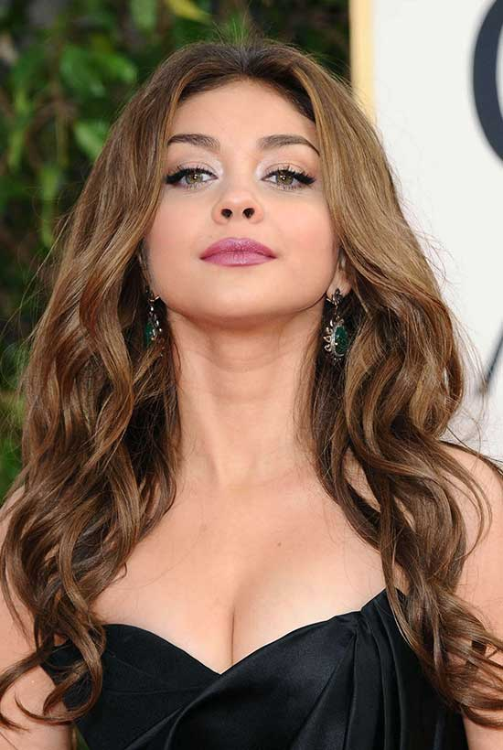 Sarah Hyland net worth hair