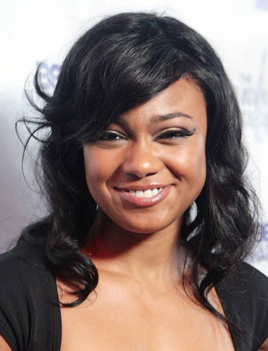 Tatyana Ali Black Hair