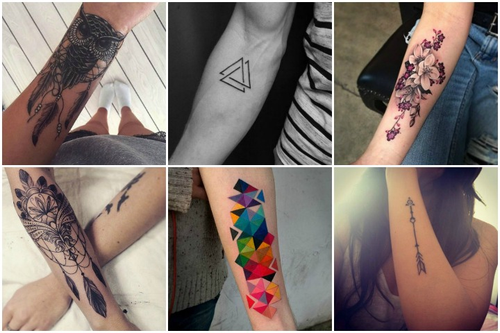 45 Awesome Arm Tattoos for Men and Women You Want To Have
