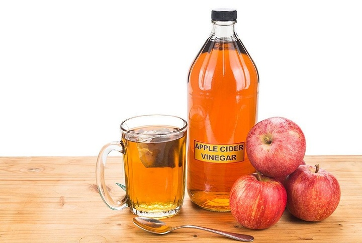 how to use apple cider vinegar for yeast infection
