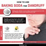 8 Easy and Effective Ways to Use Baking Soda For Dandruff Removal