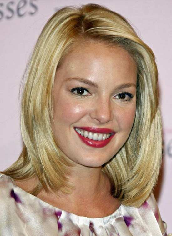 katherine heigl bob haircut